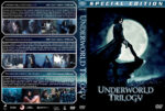 Underworld Trilogy (2003-2009) R1 Custom Covers