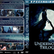 Underworld Trilogy (2003-2009) R1 Custom Covers