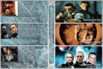 Universal Soldier Trilogy (1992-2009) R1 Custom Cover