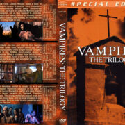 Vampires: The Trilogy (1998-2005) R1 Custom Cover