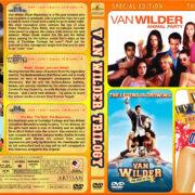 Van Wilder Trilogy (2002-2009) R1 Custom Cover