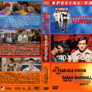 Virgin Triple Feature (2008-2010) R1 Custom Cover