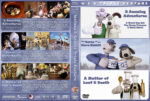 Wallace & Gromit Triple Feature (2001-2008) R1 Custom Cover