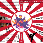 3 Ninjas Collection (1992-1998) R1 Custom Cover