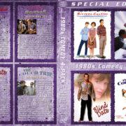 1980s Comedy 4-Pack – Set 1 (1984-1988) R1 Custom Cover