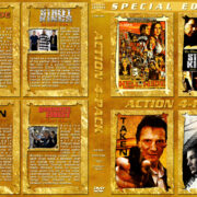 Action 4-Pack (2008-2009) R1 Custom Cover