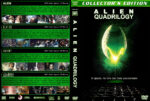 Alien Quadrilogy (1979-1997) R1 Custom Covers