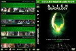 Alien Quadrilogy (1979-1997) R1 Custom Covers