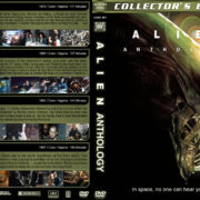 Alien Anthology (1979-1997) R1 Custom Cover