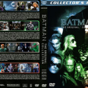 Batman: The Original Collection (1989-1997) R1 Custom Covers