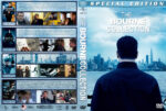 The Bourne Collection (4) (2002-2012) R1 Custom Cover