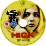 Hick (2011) R2 Custom Disc Label