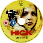 Hick (2011) R2 Custom Disc Label