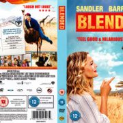 Blended (2014) R2 Cover & label