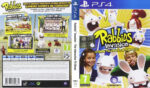 Rabbids Invasion (2013) PS4 Italian Cover