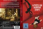 American Horror Storry: Staffel 1 (2011) R2 German Custom Cover & labels