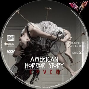 American Horror Story Staffel 3 Stream German