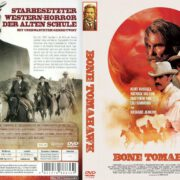 Bone Tomahawk (2015) R2 German Custom Cover & label