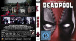 Deadpool (2016) R2 German Custom Blu-Ray Cover & label