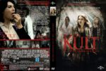 Der Kult (2015) R2 German Custom Cover & label