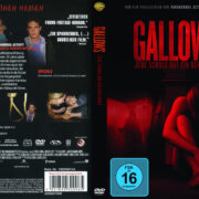 Gallows Jede Schule hat ein Geheimnis (2015) R2 German Custom Cover & label