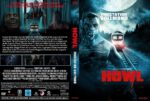 Howl (2015) R2 Custom German Cover & label
