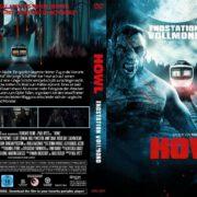 Howl (2015) R2 Custom German Cover & label