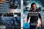 Spooks Verräter in den eigenen Reihen (2015) R2 Custom German Cover & label