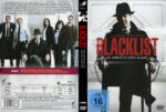 The Blacklist: Staffel 1 (2013) R1 Custom Cover & labels