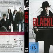 The Blacklist: Staffel 1 (2013) R1 Custom Cover & labels