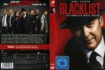 The Blacklist: Staffel 2 (2015) R2 German Custom Cover & labels