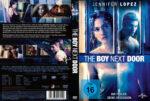 The Boy Next Door (2015) R2 German Custom Cover & label