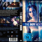 The Boy Next Door (2015) R2 German Custom Cover & label
