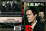 The Following: Staffel 1 (2013) R2 German Custom Cover & labels