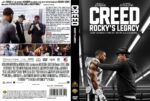 Creed – Rocky's Legacy (2015) R2 GERMAN Custom Cover