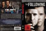 The Following: Staffel 2 (2014) R2 German Custom Cover & labels