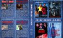 Crime Drama 4-Pack (1991-1993) R1 Custom Cover