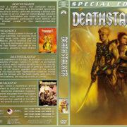 Deathstalker Collection (4) (1984-1991) R1 Custom Cover