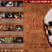 The Evil Dead Collection (4) (1982-2013) R1 Custom Covers