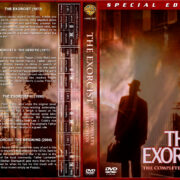 The Exorcist: The Complete Collection (4) (1973-2004) R1 Custom Cover
