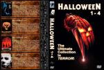 Halloween 1-4 (1978-1988) R1 Custom Cover