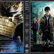 Harry Potter Collection: Years 5-7 (2007-2015) R2 German Custom Covers