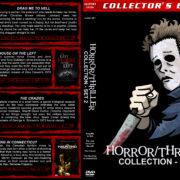 Horror / Thriller Collection – Set 2 (2009) R1 Custom Cover