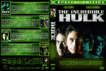The Incredible Hulk: TV Movie Collection (1987-1990) R1 Custom Cover