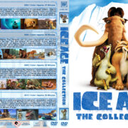 Ice Age: The Collection (4) (2002-2012) R1 Custom Covers