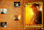Indiana Jones Anthology (1981-2008) R1 Custom Cover