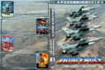 Iron Eagle: The Complete Collection (1986-1995) R1 Custom Cover