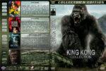 King Kong Collection (4) (1933-2005) R1 Custom Cover
