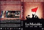 Les Miserables Quad (1935-2012) R1 Custom Cover