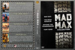 Mad Max Collection (4) (1979-2015) R1 Custom Cover